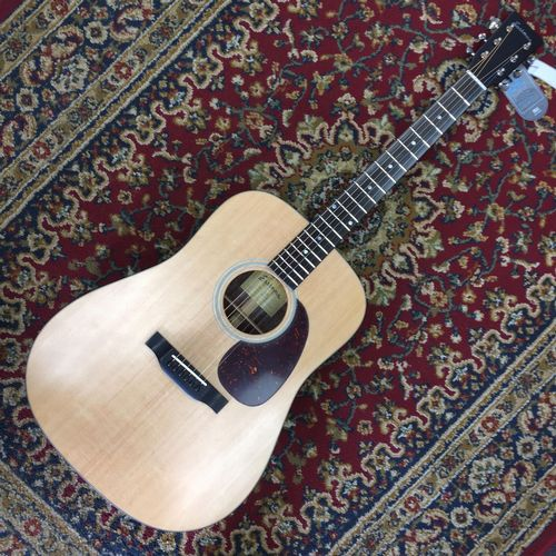 Eastman E1D, Solid Sitka Spruce Top, Solid Sapele Back and Sides, With Gigbag